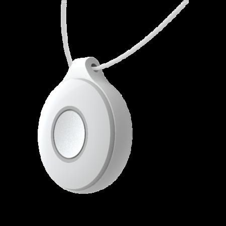 Buton portabil de urgenta Wireless AX PRO 868Mhz, un canal - HIKVISION DS-PDEBP1-EG2-WE [0]