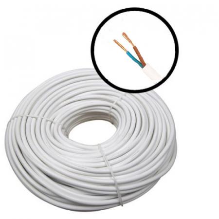 Cablu alimentare 2X1.5, 100m MYYM-2X1.5 [2]