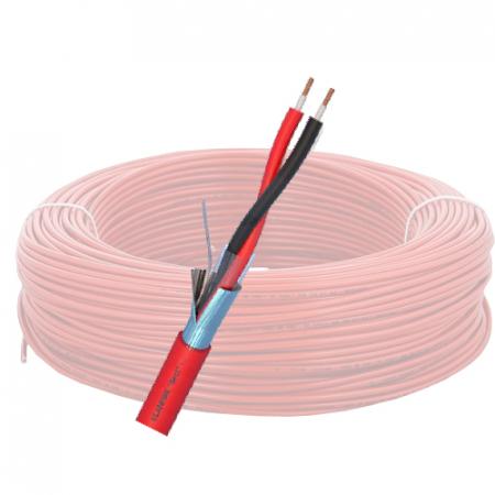 Cablu de incendiu E120 - 1x2x0.8mm, 100m ELN120-1x2x08 [0]