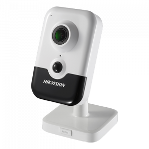 Camera Cube IP 6.0MP, lentila 2.8mm, AUDIO, WI-FI, PIR, SD-card - HIKVISION DS-2CD2463G0-IW-2.8mm [1]