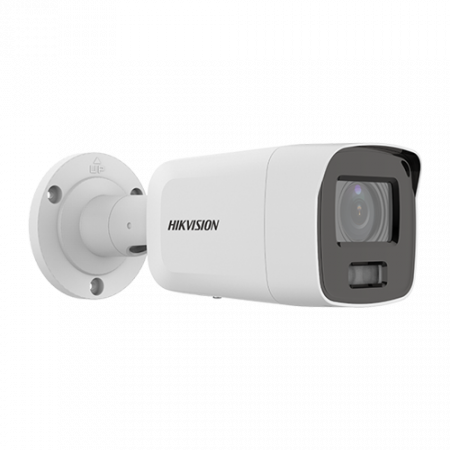 Camera IP 4K ColorVu 8.0 MP, lentila 2.8mm, Audio, lumina alba 40m  - HIKVISION DS-2CD2087G2-LU-2.8mm [0]