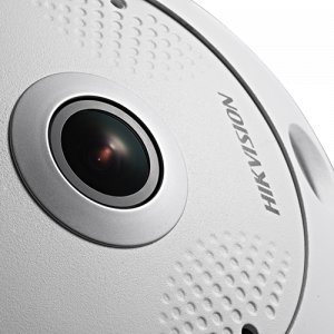 Camera IP 4K-ULTRA HD 12.0MP, FISHEYE, AUDIO integrat - HIKVISION DS-2CD63C5G0-IVS-1.29mm [3]