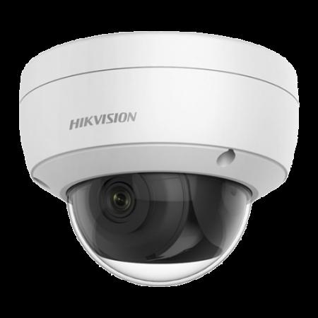 Camera IP 8.0 MP, lentila 2.8mm, IR 30m, IK10, Audio  - HIKVISION DS-2CD2183G0-IU-2.8mm [1]