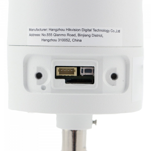 Camera IP 8.0MP, lentila 2.8mm, IR 30m, SD-card - HIKVISION DS-2CD2083G0-I-2.8mm [2]