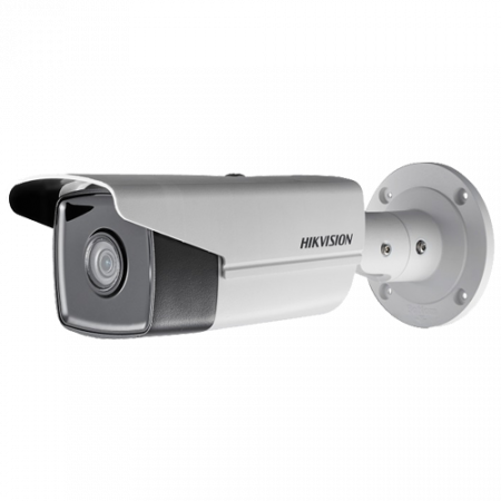Camera IP 8.0MP, lentila 4mm, IR 80m, SD-card - HIKVISION DS-2CD2T85FWD-I8-4mm [1]