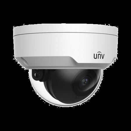 Camera IP seria EasyStar 4 MP, lentila 2.8 mm, IR 30M, SDcard, IK10 - UNV IPC324LE-DSF28K-G [0]