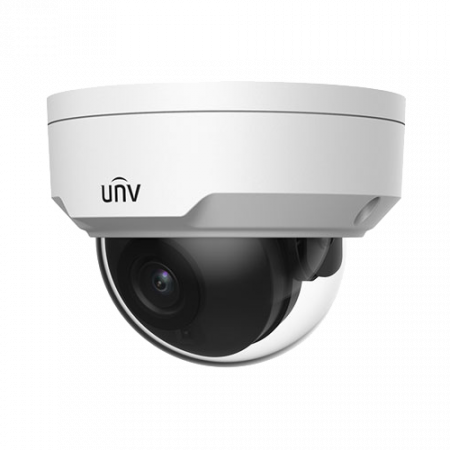Camera IP seria EasyStar 4 MP, lentila 2.8 mm, IR 30M, SDcard, IK10 - UNV IPC324LE-DSF28K-G [1]