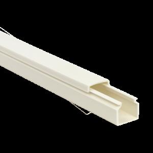 Canal cablu 16x16 mm cu adeziv, 2m - DLX PVCA-166-16 [1]