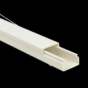 Canal cablu 25x16 mm cu adeziv, 2m - DLX PVCA-256-16 [1]