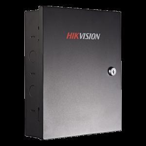 Centrala de control acces pentru 4 usi unidirectionale, conexiune TCP/IP -HIKVISION DS-K2804 [2]