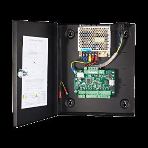 Centrala de control acces pentru o usa (bidirectionala), conexiune TCP/IP - HIKVISION DS-K2801 [0]