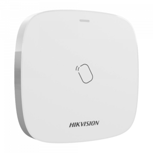 Cititor carduri RFID Mifare, wireless 868 Mhz - HIKVISION DS-PTA-WL-868-W [0]