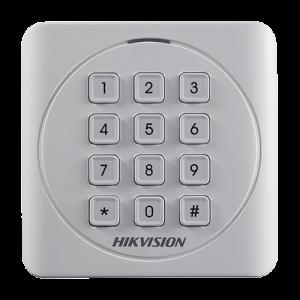 Cititor de proximitate RFID MIFARE 13.56Mhz cu tastatura integrata -HIKVISION DS-K1801MK [1]