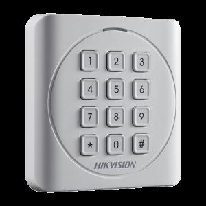 Cititor de proximitate RFID MIFARE 13.56Mhz cu tastatura integrata -HIKVISION DS-K1801MK [0]