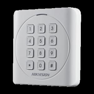 Cititor de proximitate RFID MIFARE 13.56Mhz cu tastatura integrata -HIKVISION DS-K1801MK [2]