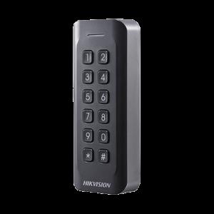 Cititor de proximitate RFID MIFARE 13.56Mhz cu tastatura integrata -HIKVISION DS-K1802MK [2]