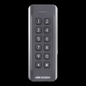 Cititor de proximitate RFID MIFARE 13.56Mhz cu tastatura integrata -HIKVISION DS-K1802MK [0]