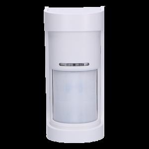 Detector de miscare PIR exterior, 12-19m, 180°, quad cu anti-masking, baterii - OPTEX WXS-RAM [1]
