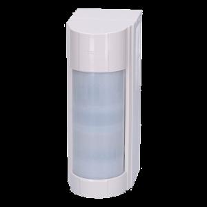 Detector de miscare PIR exterior, 12m, 90°, dual, baterii - OPTEX VXI-R [0]
