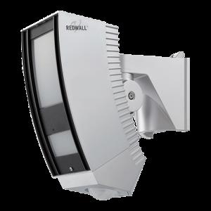Detector de miscare PIR exterior comanda CCTV, 40 x 10m + 5 x 5m, anti-masking, anti-vandal - OPTEX SIP-4010-5 [0]
