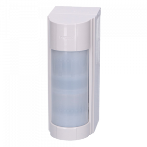 Detector de miscare PIR+MW exterior, 12m, 90°, dual cu anti-masking, baterii - OPTEX VXI-RDAM-X5 [0]