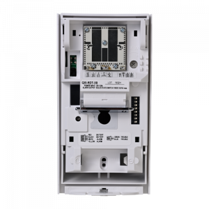 Detector de miscare PIR+MW exterior, montare high/low, baterii - OPTEX QXI-RDT-X5 [1]