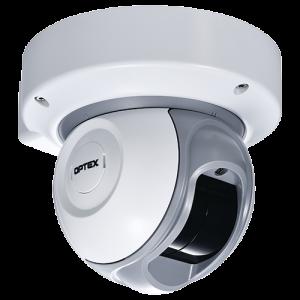 Detector laser IR interior-exterior Redscan Mini, 20 x 20m la 95° LiDAR PoE - OPTEX RLS-2020S [0]
