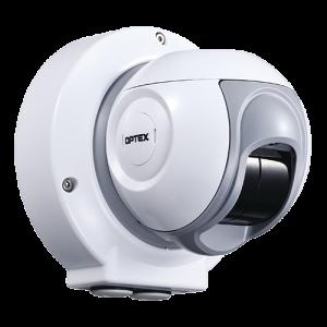 Detector laser IR interior-exterior Redscan Mini, 20 x 20m la 95° LiDAR PoE - OPTEX RLS-2020S [2]