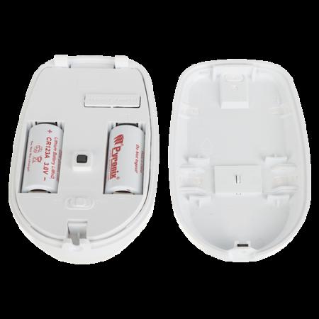 Detector PIR + Geam spart Wireless AX PRO 868Mhz, detectie 12m - HIKVISION DS-PDPG12P-EG2-WE [2]