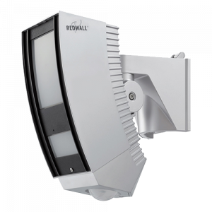 Detector PIR REDWALL de exterior, 50 x 30m + 6 x 9m, anti-masking, anti-vandal - OPTEX SIP-5030 [0]