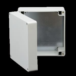 Doza exterior cu placa metalica montaj echipamente AWO603 [2]