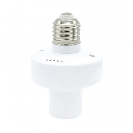 Dulie Smart, Control din aplicatie - WiFi + RF 433 - Sonoff Slampher R2-E27 [0]