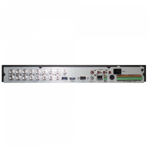 DVR 16 canale video 8MP, AUDIO HDTVI over coaxial - HIKVISION DS-7216HUHI-K2(S) [1]