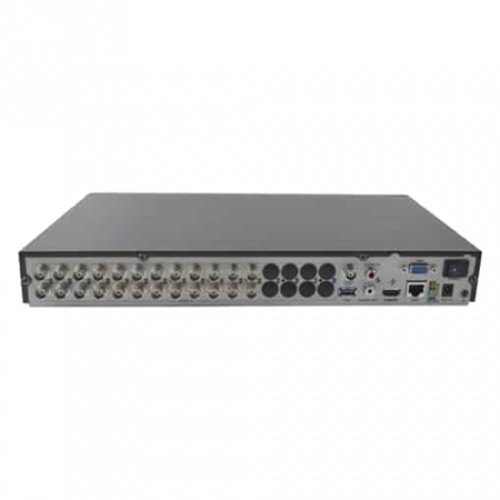 DVR 24 ch. Analog HD 4MP lite + 2 ch. IP, 1 ch. audio - HIKVISION DS-7224HQHI-K2 [1]