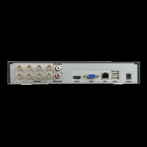 DVR 8 ch. video 5MP lite, 1 ch. audio, H.265 - ASYTECH VT-1408HC [2]