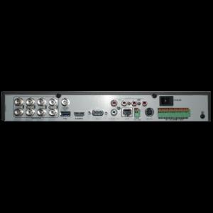 DVR PoC 8 ch. video 8MP, 4 ch. audio - HIKVISION DS-7208HUHI-K2-P [1]