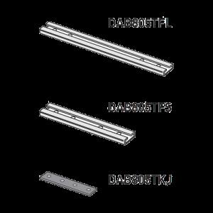 Extensie scurta pentru brat DAB805PSAF - DITEC DAB805TFS [1]