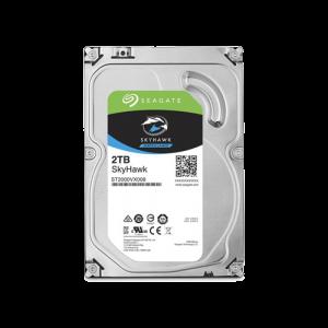 Hard disk 2TB - Seagate Surveillance SKYHAWK ST2000VX [0]