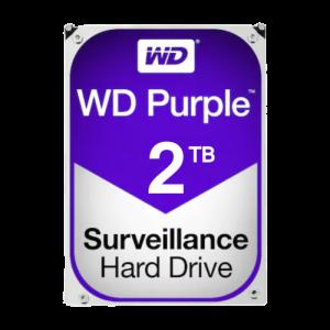 Hard disk 2TB WD PURPLE WD20PURX [0]