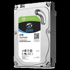 Hard disk 4TB - Seagate Surveillance SKYHAWK  ST4000VX [1]