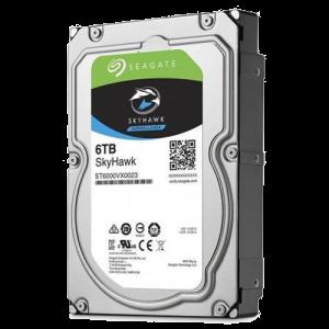 Hard disk 6TB - Seagate Surveillance SKYHAWK ST6000VX [1]