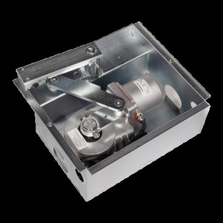Automatizare ingropata pentru poarta batanta 2x2.5m - MOTORLINE SUBWING724-KIT [1]