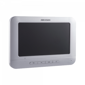 Kit videointerfon Hikvision analogic 7'', conectare 4 fire - DS-KIS203 [2]