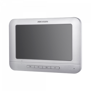 Kit videointerfon analogic 7'', conectare 4 fire - HIKVISION DS-KIS202 [3]