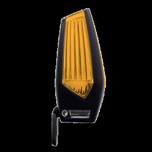 Lampa LED de semnalizare galbena Motorline - MP205 [3]