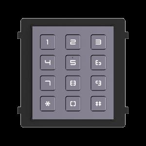 Modul Tastatura pentru Interfon modular - HIKVISION DS-KD-KP [1]
