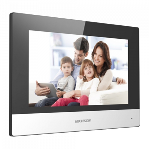 Monitor videointerfon TCP/IP, Touch Screen TFT LCD 7inch - HIKVISION DS-KH6320-TE1 [0]