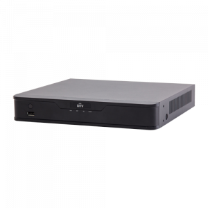 NVR 4 canale 2MP - 1080P - UNV NVR301-04B [1]