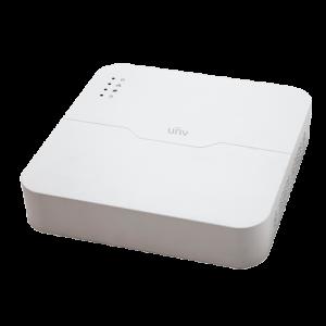NVR 4 canale 6MP + 4 porturi PoE - UNV NVR301-04LS2-P4 [1]