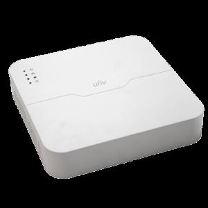 NVR 4 canale 6MP + 4 porturi PoE - UNV NVR301-04LS2-P4 [0]